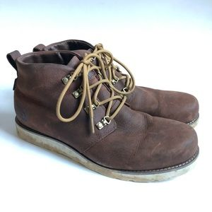 The north face Bernal chukka boots/ 10